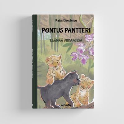 viidakkoseikkailu lastenkirja
