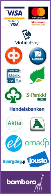 Bambora Payform banner